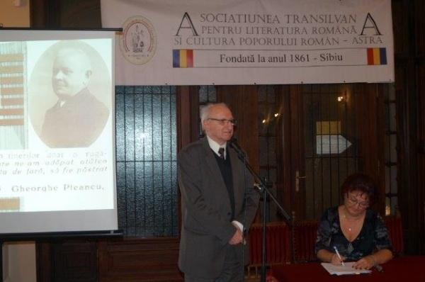 Rămas bun domnule profesor Gavrilă Ardelean