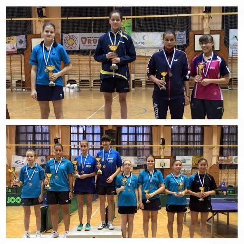 Sportiva Dari Helga confirmă din nou în campionatul Ungariei