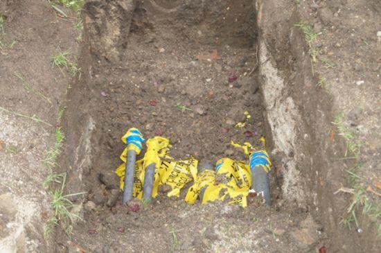Au început lucrări de schimbare a reţelei electrice subterane