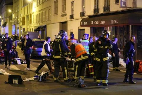 Infernul de la Paris