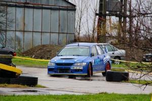 Câştigătorii Campionatului Naţional Rally Sprint 2015. 2 careieni pe locul 3