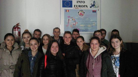 Elevi și profesori din cinci țări vor vizita Liceul Teoretic Carei
