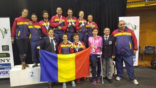 De 2 ori aur pentru România la Campionatul Mondial de Karate