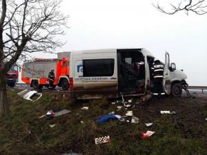 Accident mortal la Petreşti. Două victime din Lucăceni