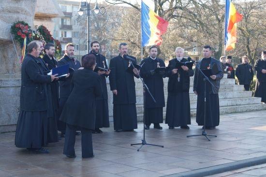 Spectacolul omagial de muzică corală dedicat Zilei Naționale a României