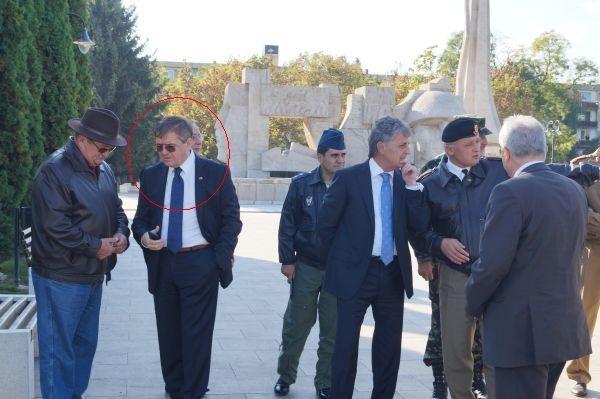 Mircea Govor,vicepreședintele Consiliului Județean, reţinut de DNA
