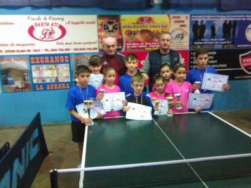 Premii pentru careieni la Cupa 1 Decembrie Satu-Mare