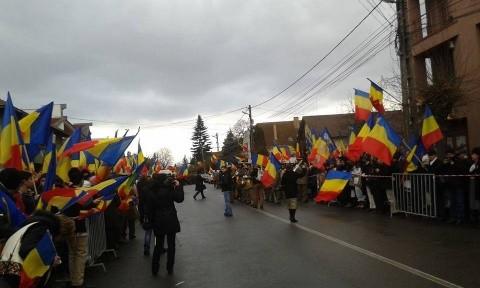 Imagini cu românii de la Târgu Secuiesc care urmau să fie aruncați în aer de teroristul secui dacă atentatul nu era prevenit