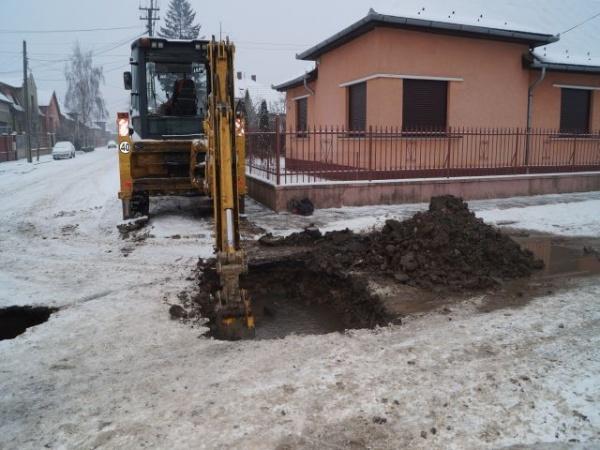Siguranţa cetăţeanului pusă în pericol de  lucrările la Masterplanul Apaserv. Video
