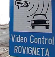 Rovinieta ar putea fi înlocuită cu taxa europeană unică de drum