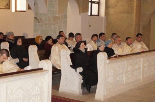 Preoţi din 2 judeţe la Vicariatul din Carei
