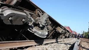 Tren deraiat în Sălaj