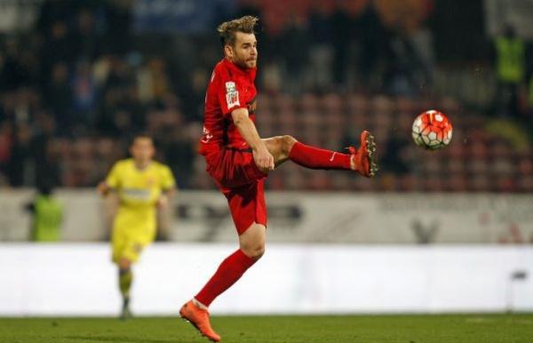 Bicfalvi a egalat pentru Dinamo şi a refuzat să înjure Steaua