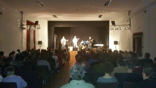 """Concert """"Mindhalalig Beatles"""""""