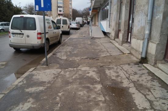 Cine a inventat trotuarul?