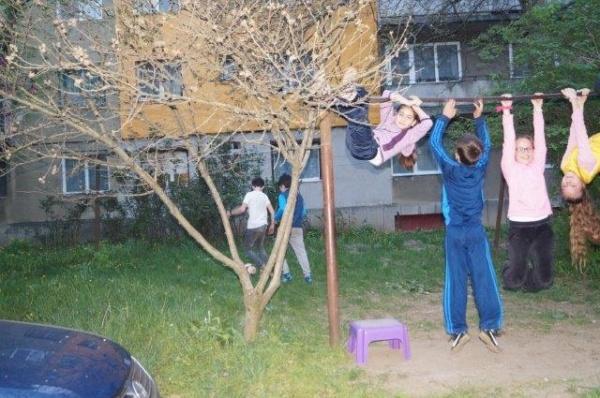 Condiţiile de joacă oferite copiilor careienilor în anul 2016