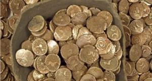 Tezaur descoperit recent la Andrid