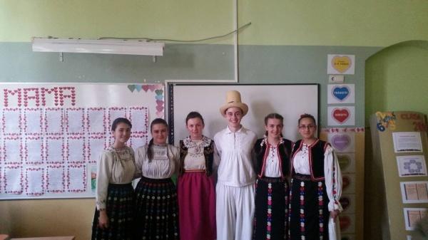 """Locul 2 pentru careieni la concursul  """"Cultură şi civilizaţie în România"""""""
