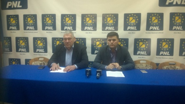 Romeo Pop a devenit unicul președinte al organizației locale PNL Satu Mare