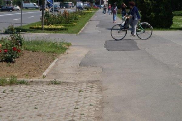 """Careienii semnalează """"modernizările""""  administraţiei Kovacs"""