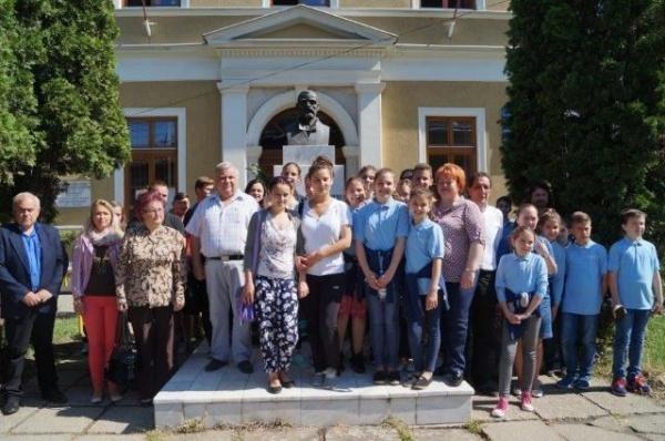 Comemorare Simion Bărnuţiu la Carei cu boicot de imagine