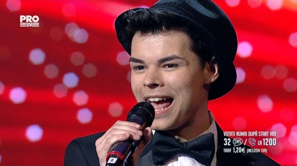 Manuel Chivari a făcut furori la Românii au Talent. Votaţi Manuel