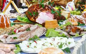Detoxifiere după mesele îmbelşugate de Paşte