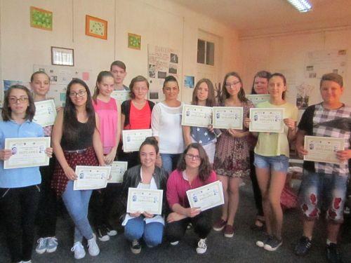 Premianţii concursului de creaţie Balla-Fenyi
