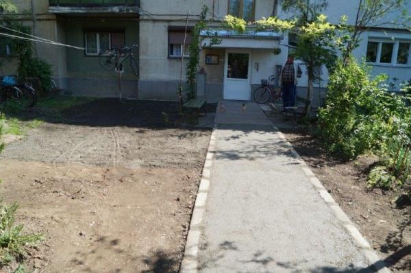 Locuitorii din Republicii mulţumesc  consilierului Ciută pentru ajutor