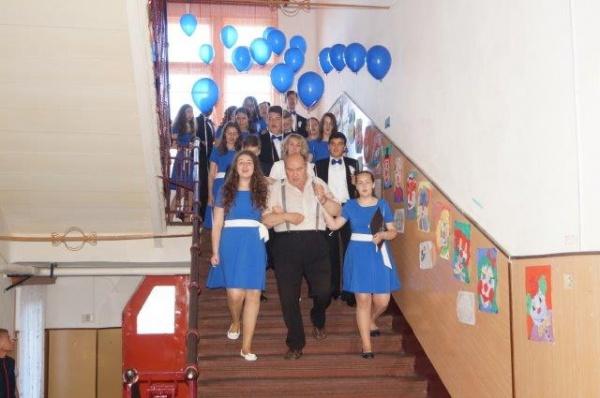 Promoţia 2016 a Şcolii Gimnaziale ,,Vasile Lucaciu'' Carei