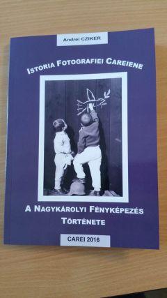 Lansare de carte Cziker Andrei
