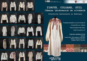 Parada modei etno. Colecțiile Cantacuzino și Brătianu