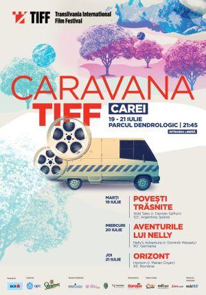Caravana TIFF la Carei