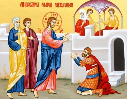 Evanghelia de Duminică: Statornicia în credință ne aseamănă lui Dumnezeu