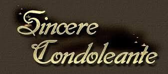 Condoleanţe colectivul SC Ardealul SA Carei
