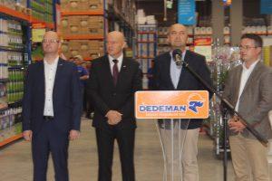Deschiderea Dedeman va sparge preţurile ridicate din Carei