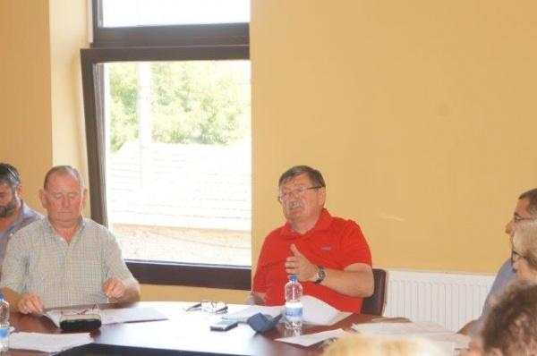 Şedinţă de Consiliu Local la primăria Carei. Scadenţa promisiunilor electorale