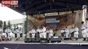 Incep Serbările Transilvane la Cluj-Napoca