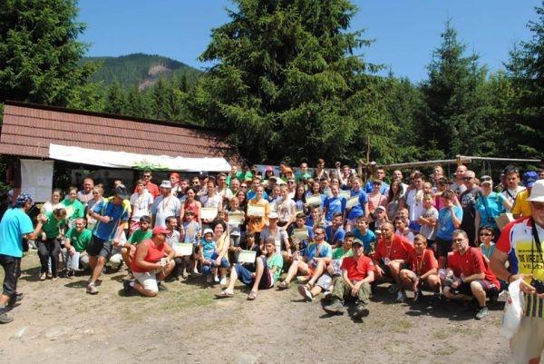 Etapa a-III-a din Campionatul Naţional de Turism Sportiv Ştafeta Munţilor 2016