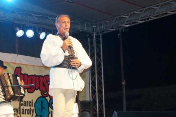 Porția de patriotism a fost servită în acest an de Nicolae Furdui Iancu
