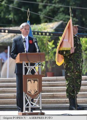 Cioloș: Moștenirea lăsată de eroii Războiului pentru Întregire trebuie păstrată, îngrijită și respectată de urmași