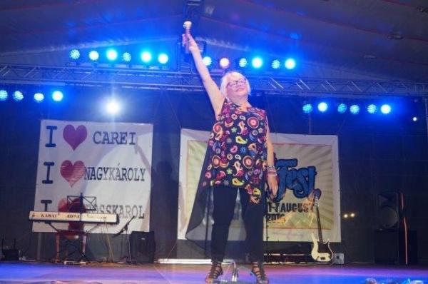 Mirabela Dauer în concert la AugustFest Carei