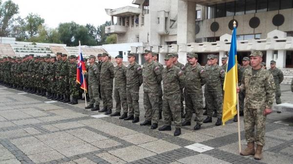 Sute de militari se antrenează lângă Satu Mare