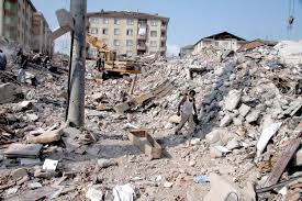 Măsuri în caz de cutremur