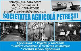 Peste 200 mii euro subvenții pentru Agricola Petrești