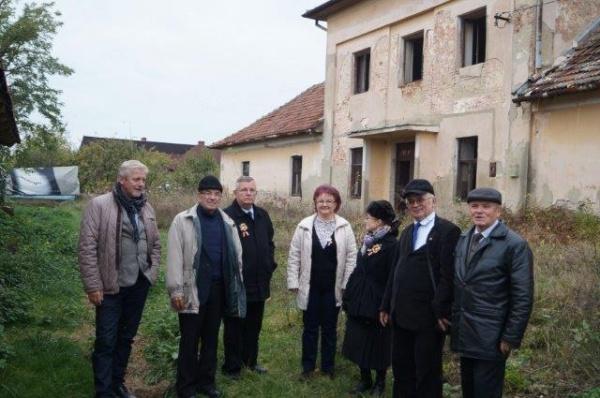 Președintele ASTRA în vizită la Căminul Cultural Ianculești