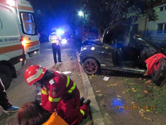 Alt accident fatal. Imagini