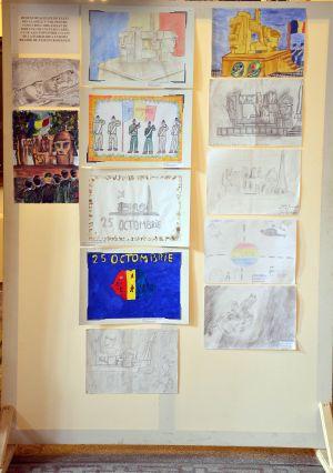 Câștigătorii concursului de desene și creație poetică organizat de Ziua Armatei la Carei