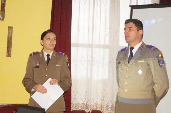 Despre Ziua Armatei la Școala ,,Vasile Lucaciu,, din Carei