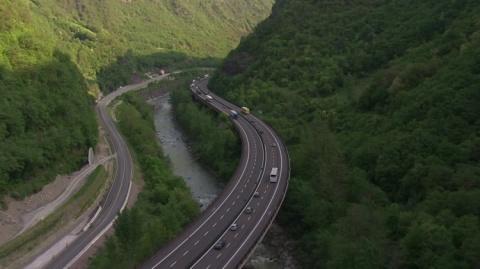 Unirea rutieră dintre Transilvania și Muntenia